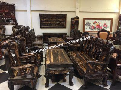 Sản phẩm bằng gỗ tự nhiên thường có vẻ ngoài sang trọng nhưng gần gũi, thu hút