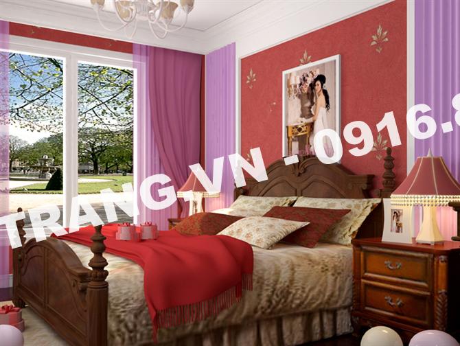 Giường ngủ mang phong cách cổ điển